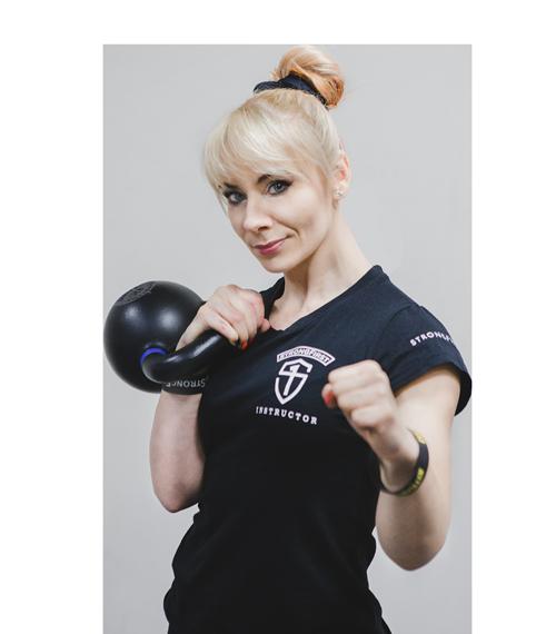 Distance coaching Andżelika Stefańska Kowalik