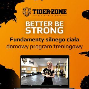 Fundamenty silnego ciała - domowy program treningowy