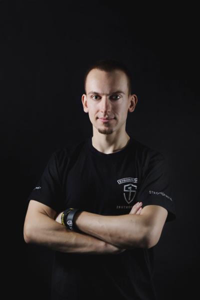 Piotr Kowalik kettlebell