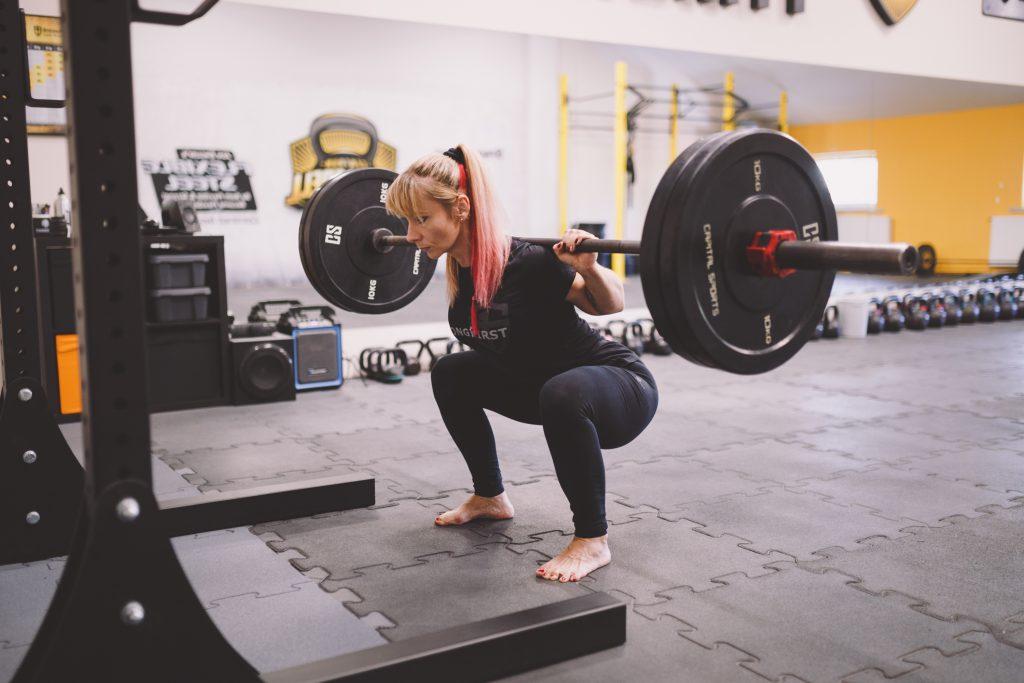trening siłowy efekty
