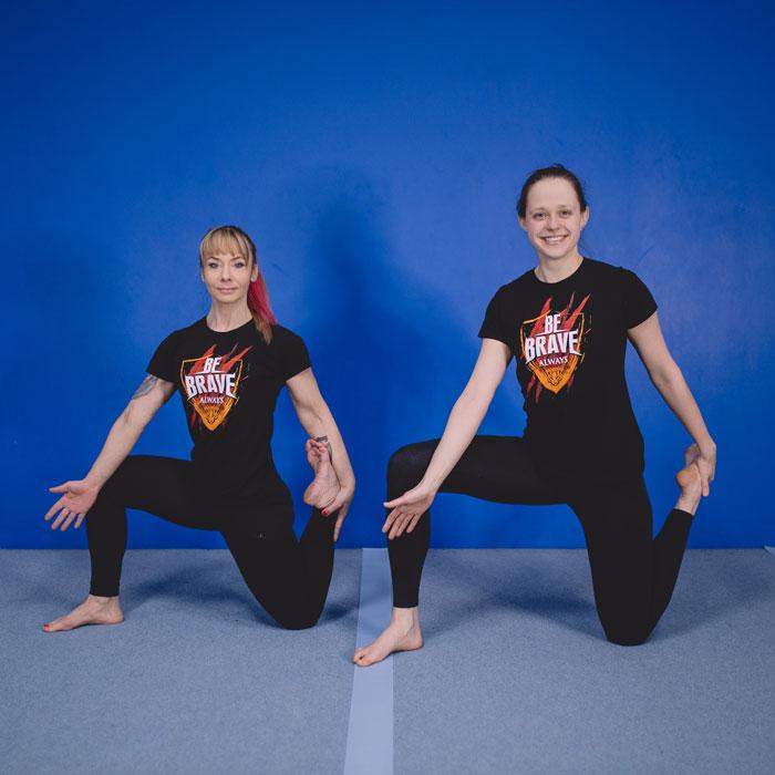 mobilność stawów ćwiczenia